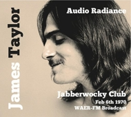Audio Radiance (Jabberwocky Club, New York 1970)