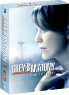 グレイズ・アナトミー シーズン11 DVD コレクターズ BOX Part1