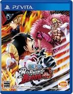 Game Soft (PlayStation Vita)/One Piece Burning Blood 通常版