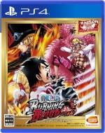 Game Soft (PlayStation 4)/One Piece Burning Blood アニソンサウンドエディション
