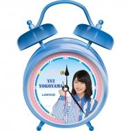 オリジナルボイス入り目覚まし時計(横山 由依)AKB48【Loppi・HMV限定】