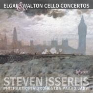 エルガー:チェロ協奏曲、ウォルトン:チェロ協奏曲、ホルスト:祈り、I.ホルスト:落ち葉 イッサーリス、パーヴォ・ヤルヴィ&フィルハーモニア管