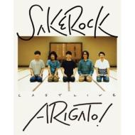 LAST LIVE ''ARIGATO!'' (Blu-ray)