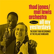 All My Yesterdays: Debut 1966 Recordings At The Village Vanguard (2CD)