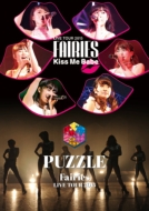 フェアリーズLIVE TOUR 2015 -Kiss Me Babe -/-PUZZLE – (DVD)