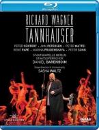『タンホイザー』全曲 サシャ・ヴァルツ演出、バレンボイム&シュターツカペレ・ベルリン、ザイフェルト、マッティ、他(2014 ステレオ)