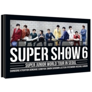 SUPER JUNIOR World Tour in SEOUL: SUPER SHOW 6 (2DVD+フォトブック)