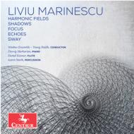 Harmonic Fields, Shadows, Focus, Echoes, Sway: Riddle / Nimbus Ensemble