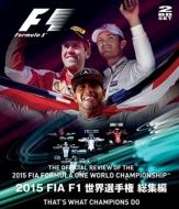 2015年FIA公認F1世界選手権 総集編 ブルーレイ