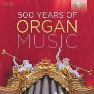オルガン音楽の500年(50CD)