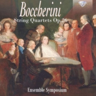 String Quartets Op.26 : Ensemble Symposium
