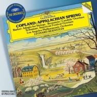 コープランド:アパラチアの春、バーバー:アダージョ、バーンスタイン:『キャンディード』序曲、他 バーンスタイン&ロサンジェルス・フィル