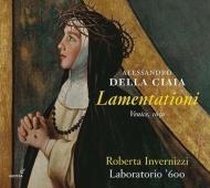哀歌集 インヴェルニッツィ、パヴァン&ラボラトリオ'600(2CD)