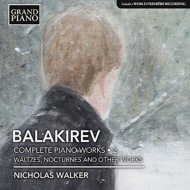 ピアノ作品全集第2集 ニコラス・ウォーカー