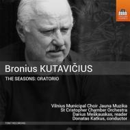 オラトリオ『四季』 カトクス&セント・クリストファー室内管、ヴィリニュス・ユース合唱団、ダリウス・メスカウスカス(語り)
