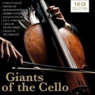 チェロの巨匠たち〜デュ・プレ、カザルス、フルニエ、ロストロポーヴィチ、トルトゥリエ、ピアティゴルスキー、フォイアマン(10CD)
