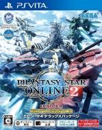 Game Soft (PlayStation Vita)/ファンタシースターオンライン 2 エピソード4 デラックスパッケージ