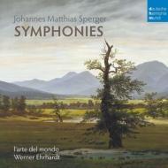 交響曲第21番、第26番、第34番 エールハルト&ラルテ・デル・モンド