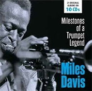 Milestones Of A Trumpet Legend: 21 Original Albums (10CD)