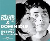 Integrale 1968-1980: Ouvre-moi Vite La Porte