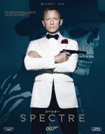 007 スペクター 2枚組ブルーレイ&DVD〔初回生産限定〕