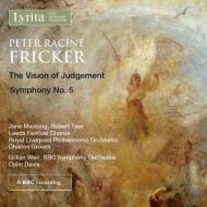 Sym, 5, The Vision Of Judgement: C.davis / Bbc So Groves / Royal Liverpool Po Manning R.tear