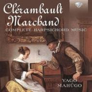クレランボー、マルシャン:チェンバロ作品全集 ヤーゴ・マウゴ