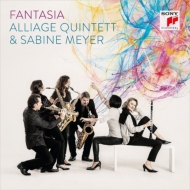 Fantasia : Alliage Quintett, S.Meyer(Cl)