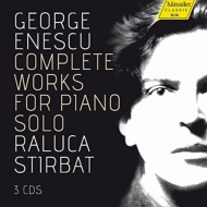 Complete Works for Piano Solo : Stirbat (3CD)