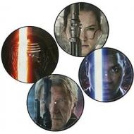 スター・ウォーズ/フォースの覚醒 Star Wars: Force Awakens サウンドトラック (ピクチャー仕様/2枚組アナログレコード/Walt Disney)