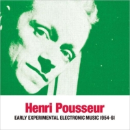 Early Experimental Electronic Music 1954-1972