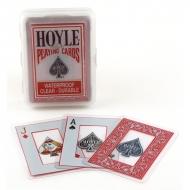 ホイル透明プラスチックカード