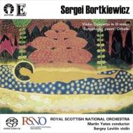 Violin Concerto, Othello: S.levitin(Vn)Yates / Royal Scottish National O