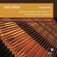 ピアノ作品集 クリスティ・ベッカー、ピーシェン・チェン、ファビオ・マルティーノ、他(2CD)