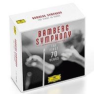 バンベルク交響楽団 創立70周年記念ボックス(17CD)