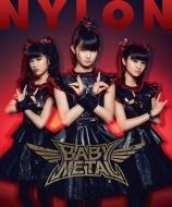 Nylon Japan (�i�C�����W���p��)2016�N 5���� �X�y�V�����G�f�B�V����(Babymetal�J�o�[)