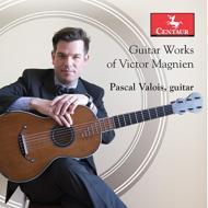 Guitar Works: Pascal Valois