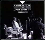 Live In Europe 1959-complete Recordings (3CD)