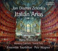 8つのイタリア風アリア ブラシコヴァ、ヴァグネル&アンサンブル・トゥールビヨン、他