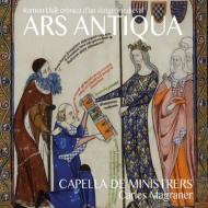Ars Antiqua: Magraner / Capella De Ministrers