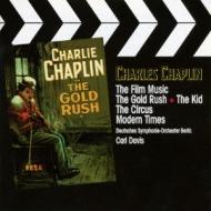 Film Music Of Charles Chaplin: チャップリンの映画音楽