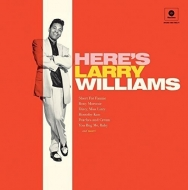 Here's Larry Williams (180グラム重量盤レコード/waxtime)
