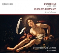 Johannes-oratorium: Paduch / Johann Rosenmuller Ensemble