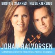 Music For Violin & Piano: Staernes(Vn)Kjekshus(P)