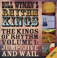 Kings Of Rhythm Volume 1: Jump, Jive & Wail (4CD)