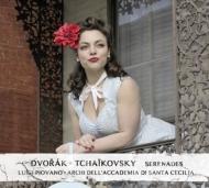 Tchaikovsky Serenade for Strings, Dvorak Serenade for Strings : Piovano / St.Cecilia Academic Strings