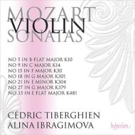 Complete Violin Sonatas Vol.1 : Alina Ibragimova(Vn)Cedric Tiberghien(P)(2CD)