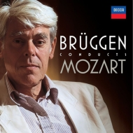 Symphonies, Concertos, Mass K.317 : Bruggen / 18th Century Orchestra, etc (11CD)