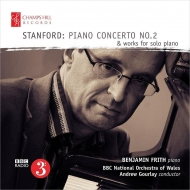 Piano Concerto: Frith(P)Gourlay / Bbc National.o Of Wales +piano Works