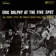At The Five Spot Vol.1 (プラチナshm-cd)